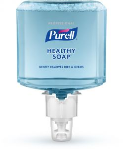 e98ee68a1 PURELL Professional HEALTHY SOAP Refill - Clean & Fresh Scent Lotion  Handwash, 1200mL Refill for ES6 Dispenser (Pack of 2) - 6495-02