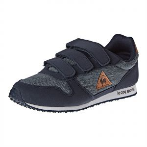 super popular ac3f9 68056 Le Coq Sportif aplha PS Craft Running Shoes for Kids - Dress BlueBrown  Sugar