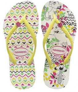 ca6f4f28dbcbb Havaianas Kids Slim Disney Cool Flip Flop Multi Color