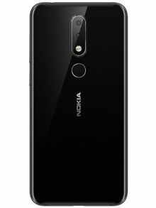 Nokia 5.1 Plus Dual SIM - 32GB, 3GB RAM, 4G LTE, Gloss Black