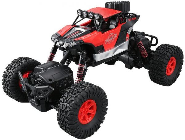 Rc Rock Crawler Car Educational Toy Truck Electric Off Road Climbing Vehicle Racing Buggy Trucks Remote Control Pro Cars With Water Land