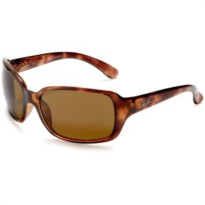 5f479d43ce Ray-Ban Rectangle Sunglasses for Women - Brown