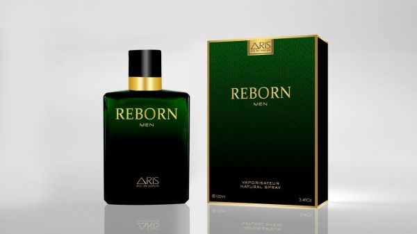 Reborn By Aris For Men Eau De Parfum 100ml Souq Uae