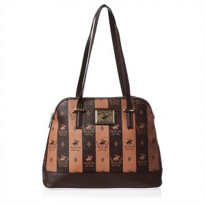 b6349ff812 Beverly Hills Polo Club Satchels Bag for Women - Taupe