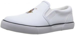 56d57984f2 Polo Ralph Lauren Bal Barbour Fashion Sneakers for Boys - White Multi