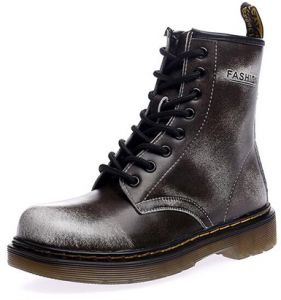 9b042f524 ladies dr marten boots Leather Martin boots Fashion warmth short tube  women s boots Couple leather boots