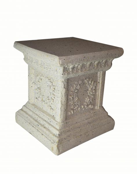 Garden Decoration Column Pedestal Stand For General Archer With Base Cast Stone Souq Uae