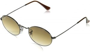 16be72cd8f Ray-Ban Metal Unisex Oval Sunglasses