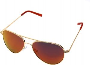 454221cc2c Polaroid Aviator Unisex Sunglasses - PLD 6012 N-6LB-56OZ - 58-15-139mm