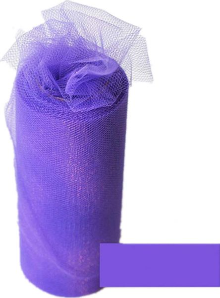 Baby Shower Tulle Roll Birthday Party Wedding Decoration Spool Tutu Gift Wrap DIY Baby Shirt Event Supplies | Souq - UAE
