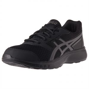 Asics T843N-001 Sports Sneakers for Men - Black 5a3d83c9f