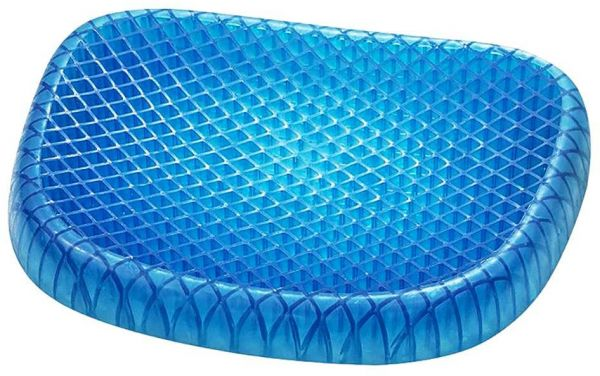 Egg Sitter Seat Cushion with Non-Slip Cover Breathable Honeycomb Design Absorbs Pressure Points enhanced version