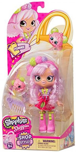 Shopkins Shoppies- Pommie