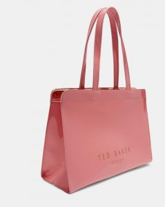 d7bbacef3db3 Ted Baker East West Bow Icon Bag Light Pink