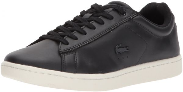 4c66493acba52 Lacoste Women s Carnaby Evo Wedge 317 3 Fashion Sneaker