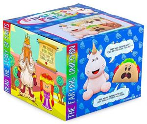 a8f833d9 Sparkle Farts The Farting Unicorn Book Box Set- Includes 8 Talking Unicorn  Plush, Exclusive Talking Taco Plush & The Farting Unicorn (Paperback)-  Unique Gag ...