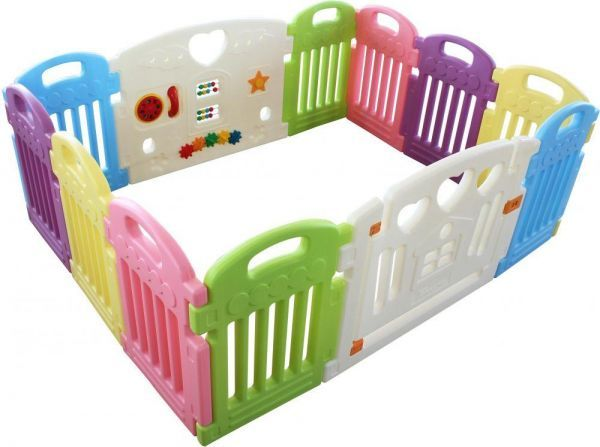 Playpen Nursery Playpen Children Play Pen play Mats Included Birthday Gift