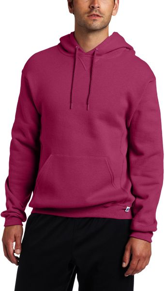 8cdfc6208 Russell Athletic Men's Dri-Power Pullover Fleece Hoodie, Maroon, Small. by Russell  Athletic, Sportswear - 1,705 ratings