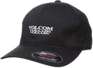 Volcom Men s Descend Six Panel Xfit Hat 0befff411cce