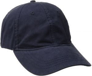 f64443dd859 San Diego Hat Company Women s Washed Ball Cap with Adjustable Leather Back