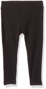 24M French Toast Baby Girls Solid Legging Red