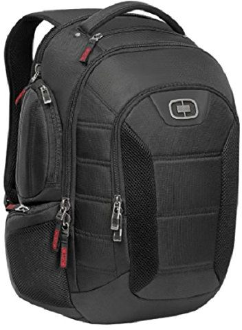 2179a651d1 OGIO 111074.03 Black Bandit Laptop Backpack