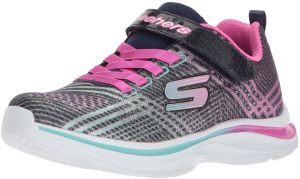067356d3a874 Skechers Kids Girls  Double Dreams Sneaker