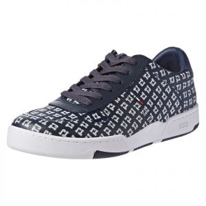 a12457dc11ad4 Tommy Hilfiger Blue Fashion Sneakers For Men