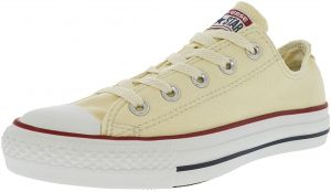 6abc90c627f0 Converse Women s All Star Ox Natural White Low Top Fashion Sneaker - 5.5M