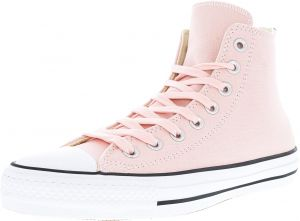 49176afc5ab9 Converse Chuck Taylor All Star Pro Hi Vapor Pink   Glow Natural High-Top  Fashion Sneaker - 11M 9M