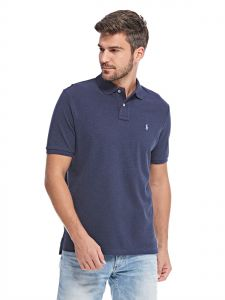 b6a1dab1dc16d Polo Ralph Lauren Classic Fit Polo T-Shirt for Men - Spring Nvy