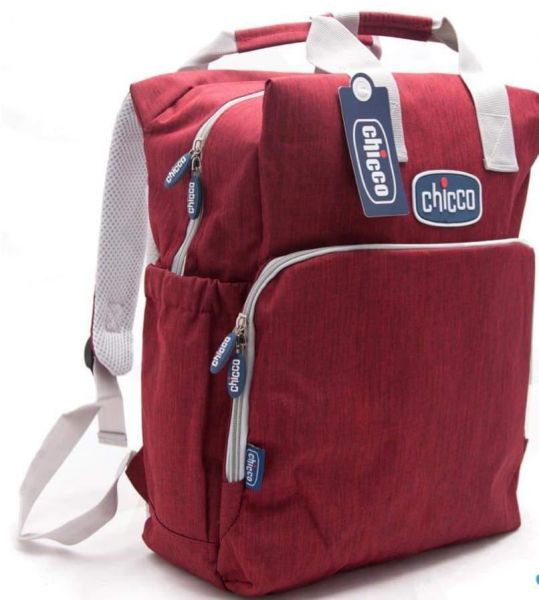 Chicoo Mother Backpack Red