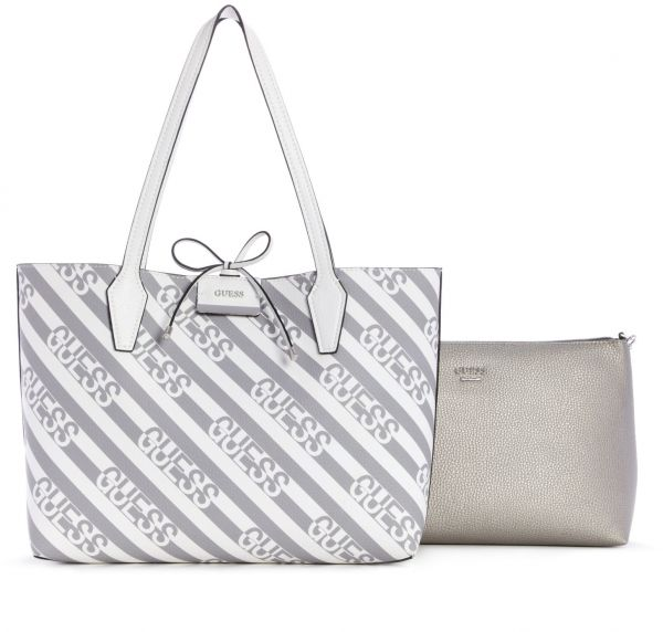 bffe0d46cd Guess Handbag for Women Gray   white