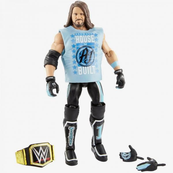 WWE Elite Aj Styles Series 66 Figure