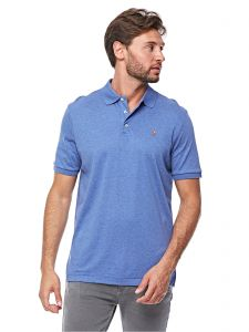 45ec1a2a38017 Sale on ralph lauren mens custom fit mesh polo shirt m blue navy ...