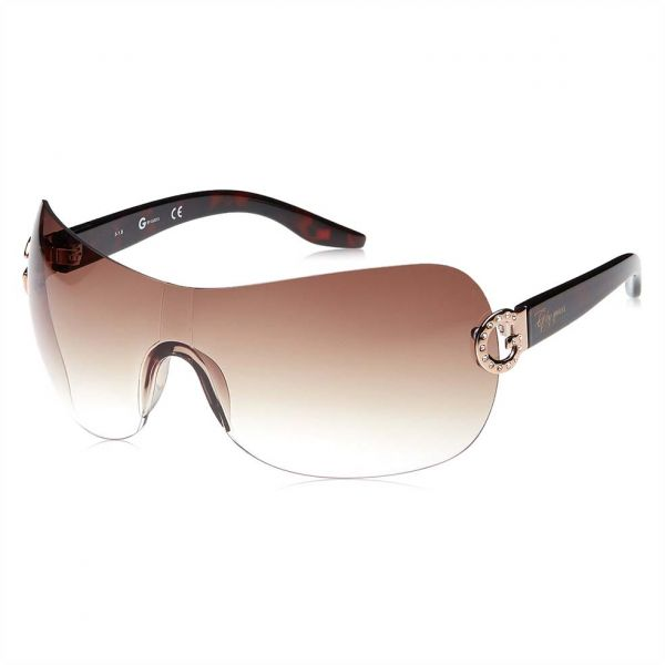 G by Guess Rimless Sunglasses for Women - Copper lens, GG1020-S57 530f710e6d26