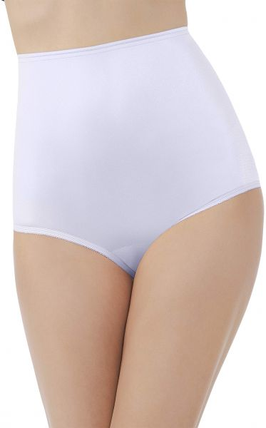 2b06f9354560 Vanity Fair Women's Perfectly Yours Ravissant Tailored Nylon Brief Panty -  Size 5X- Large/ 12 - Star White | Souq - UAE