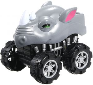 68d63cf363e Children s Day Gift Boys Collectible Animal Model Dinosaur Panda Vehicle  Mini Elephant Bear Toy Truck Tiger Pull Back Car for Kids Toddlers Style 14