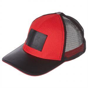 330a066c0fff1 Armani Exchange Caps For Men - True Red