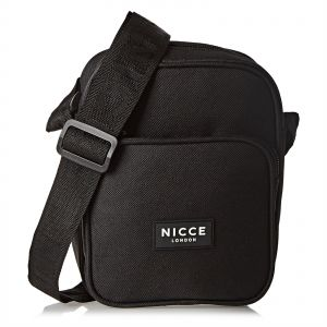 1a1e227873 Nicce Core Crossbody Bag for Men - Black