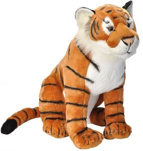 Buy Lelly Lelly Plush Giant Tiger Wild Republic Melissa Doug