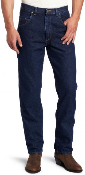 06f6a8f81f8 Wrangler Men s Big Rugged Wear Relaxed Fit Jean