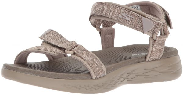 84bc827a174f Skechers Performance Women s on-The-Go 600-15315 Sport Sandal