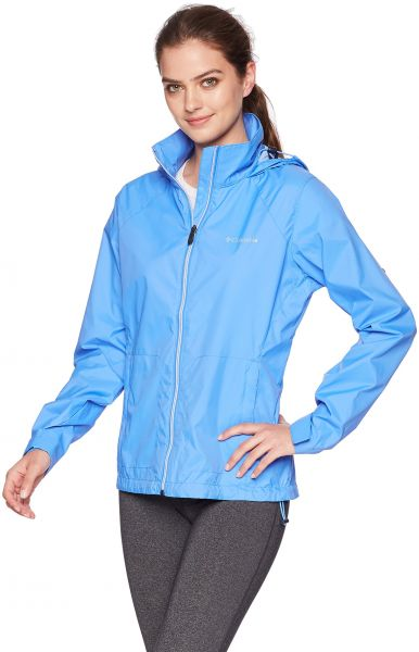 649b5718cbf Columbia Women s Switchback III Adjustable Waterproof Rain Jacket ...