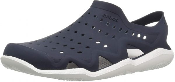 8274bbd876e5 Crocs Men s Swiftwater Wave Sandals
