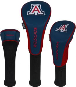 promo code b0a8a 39f62 Team Effort Arizona Wildcats Set of Three Headcovers