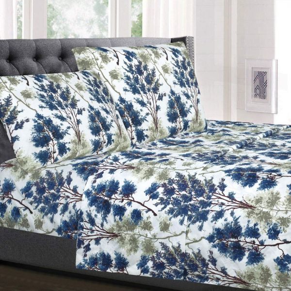 Sweet Home Collection 1800 Thread Count Egyptian Quality Brushed