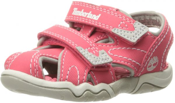 402fb75653c3 Timberland Girls  Adventure Seeker Closed Toe Sandal