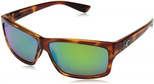 9f7f9926ad2 Costa del Mar Cut Polarized Iridium Square Sunglasses