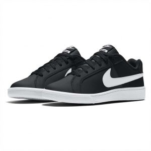 sale retailer 49891 6642b Nike Court Royale Sport Sneakers for Women - BlackWhite